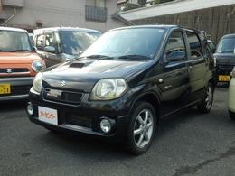 スズキ Kei 660 ワークス 5MT・HDDナビ/ワンセグTV・ETC・AW