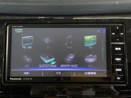 【社外ナビ(CV-RS01WD)】CD/DVD/SD/Bluetooth/フルセグTV/音楽録音機能/USB