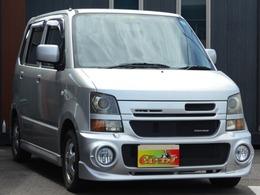 スズキ ワゴンR 660 RR-DI 4WD ターボ