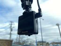 最初からドライブレコーダーが装備されているので嬉しいですね♪事故の際の状況証拠に加え、旅行やお出かけの際のドライブ動画を録画して楽しむことも可能です♪