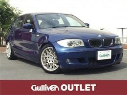 BMW 1シリーズ 116i Mスポーツパッケージ 純正オーディオ ETC キーレス 社外AW