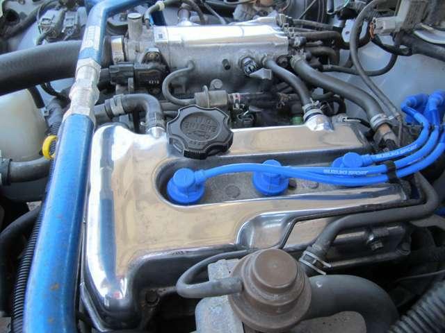 K6Aエンジンは、後期モデルの証