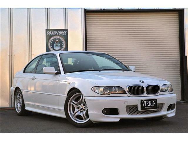 BMW330Ci Mスポーツ入庫!走行距離3.3万KM!希少な低走行車!キレイに保たれた車両です!コンディション良好!