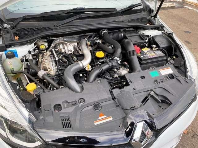 1.6Lのガソリンターボエンジン!