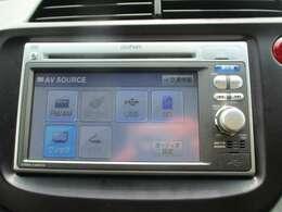 純正メモリーナビ(VXM-128VS)です。DVD/CD再生のほかにもワンセグTV、USB接続機能も装備されとっても便利です!