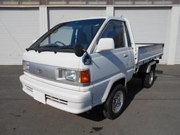 トヨタ タウンエーストラック 2.0 DX シングルジャストロー スチールデッキ 三方開 ディーゼル 4WD ダンプ