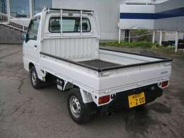 平成21年 サンバートラック TC 4WD 5MT