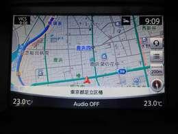 NissanConnect ナビゲーションシステム ツインディスプレイ、スマートフォンのように操れるフィンガーアクション操作などドライバーがより快適に操作できる機能性を提供します。