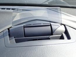 走行中目線を大きく変更することなく速度などの情報を得る事の出来るアクティブドライビングディスプレイはとっても便利☆
