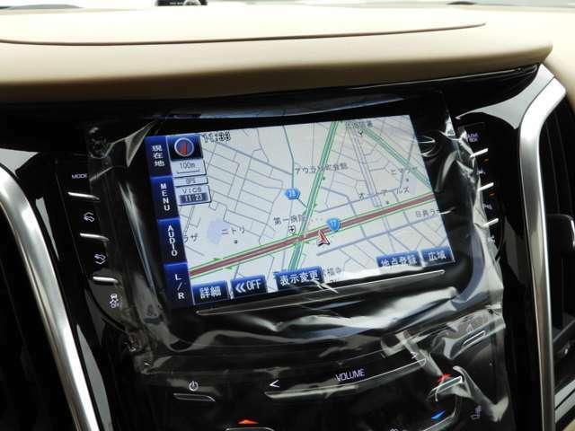 ナビゲーションシステム、地デジチューナーが入っておりますのでご旅行の際など不慣れな土地でも安心です。オートマチックパーキングアシストも装備されており、システムが可能と判断すれば自動で駐車も可能です。