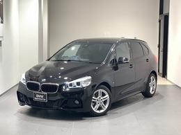 BMW 2シリーズアクティブツアラー 218i Mスポーツ 禁煙 バックカメラ LED 後方センサー