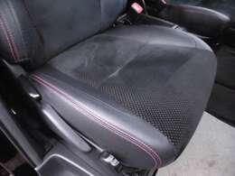 運転席シートのへたりや擦れもなく程度良いです