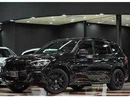 BMW X3 xドライブ20d ミッドナイト エディション ディーゼルターボ 4WD ヴァーネスカレザー/純正前後ドラレコ