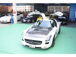 AMG SLSクラス SLS AMG GT ファイナルED仕様 D車 パフォーマンスPG