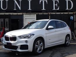 BMW X1 xドライブ 18d Mスポーツ 4WD 電動リアゲート シートヒーター 保証付
