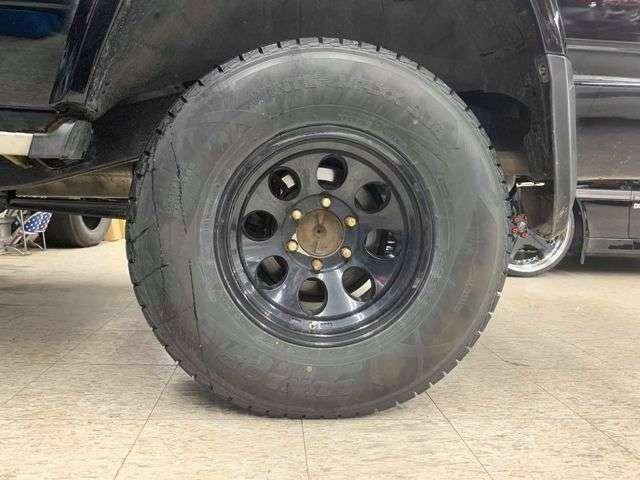 R・MKW16インチAW×BFグッドリッチT/A・マッドタイヤ!社外足回り2インチアップ!社外AW+スタッドレスタイヤ装着!
