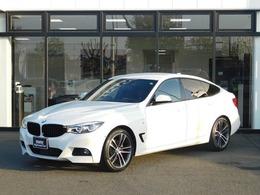 BMW 3シリーズグランツーリスモ 320d xドライブ Mスポーツ ディーゼルターボ 4WD 1オーナー 社外フルセグ ウッドトリム