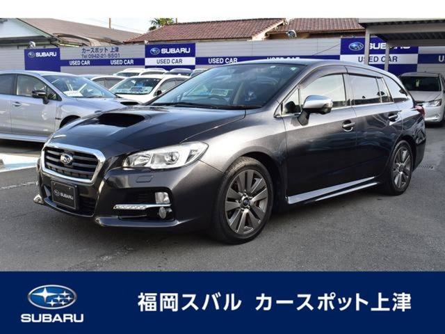 SUBARU 認定 U-Carとなります。状態もとてもいいです。