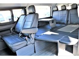 内装架装Ver.1は使い勝手も良く大人気な内装アレンジ車ですよ!!