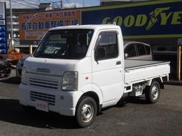 スズキ キャリイ 660 KCエアコン・パワステ 3方開 4WD 5MT