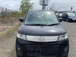 ☆H24年 AZワゴン XS 4WD 支払総額27.8万円☆しかも車検整備2年付きでお渡し致します☆