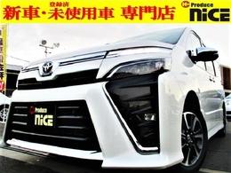 トヨタ ヴォクシー 2.0 ZS 煌III 新車・ナノイー両側パワスラ・ハーフレザー