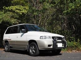 マツダ MPV 2.5 グランツG-Four ディーゼルターボ 4WD ターボ ワンオーナー サンルーフ 8人