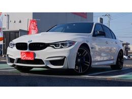 BMW M3セダン M DCT ドライブロジック 1オナ 黒本革 19AW HUD AMサス