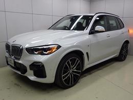 BMW X5 xドライブ 35d Mスポーツ 4WD 正規認定中古車