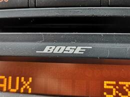 BOSEサウンド付!長時間ドライブも高音質のBGMで、楽しく、快適☆