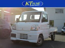 三菱 ミニキャブトラック Vタイプ 4WD 5MT エアコン