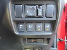 安全装備付いてます。(VDC、アイドリングストップ、被害軽減ブレーキ、車線逸脱警報)、ETCも