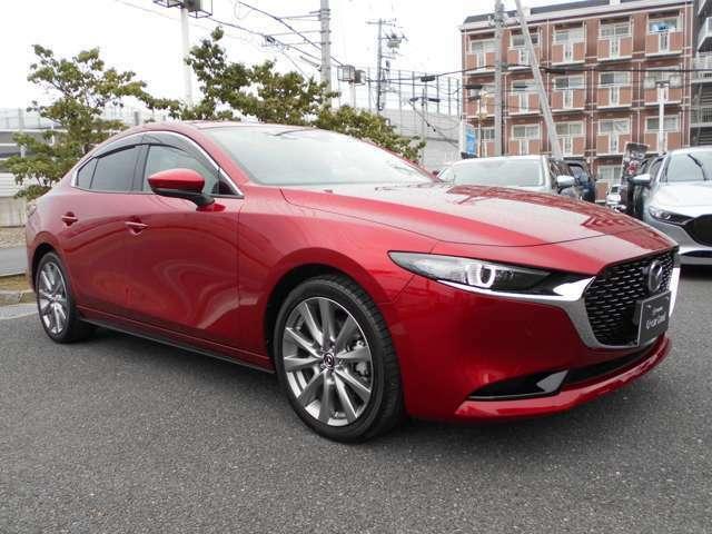 当社はマツダ特約販売会社ですので、新車保証ももちろん継承してのお渡しです!整備の面でも安心しておまかせください!