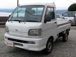 ダイハツ ハイゼットトラック 660 スペシャル 3方開 4WD エアコン 車検整備付