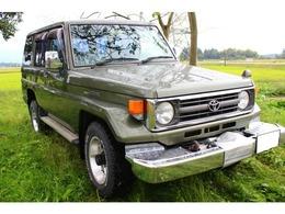 トヨタ ランドクルーザー70 4.2 LX ディーゼル 4WD デフロック
