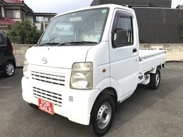 マツダ スクラムトラック 660 KU AC CD付
