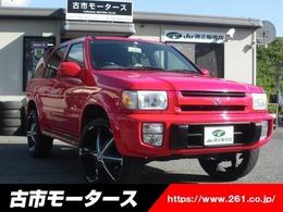 日産 テラノレグラス 3.3 RS-R リミテッド 4WD インフィニティQX4仕様 DAB24インチアルミ
