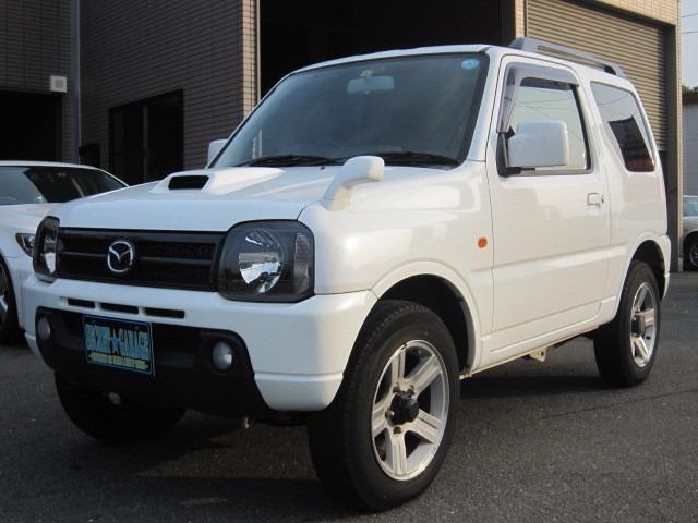 平成23年式AZオフロードXCターボ/5速MT/4WD。県外納車&全国納車OK。