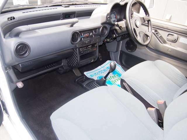 室内クリーニング済み・タバコの臭いやシートの破れなどは御座いません。使用距離も少なく状態は良好です。