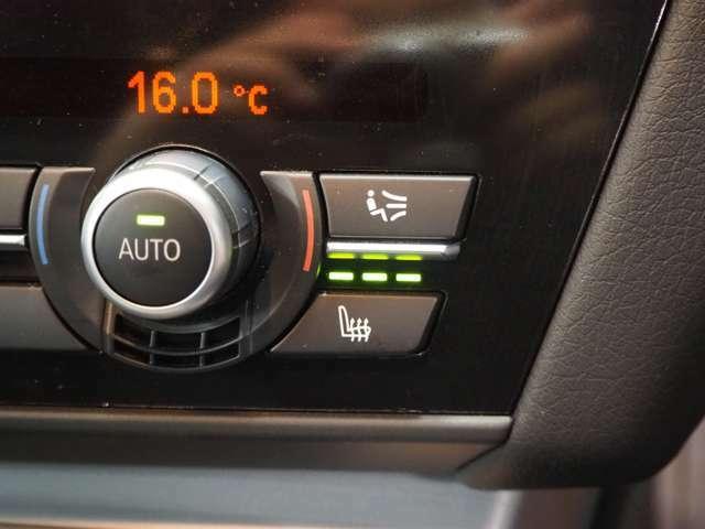 シートヒーターが装備されており、寒い日には快適な装備です。