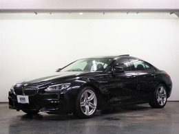 BMW 6シリーズグランクーペ 640i Mスポーツパッケージ ガラスSR 純正OP19インチAW LED-HL