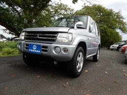 三菱 パジェロミニ 660 XR 4WD CD 4WD 5速ミッション 走行4.8万K
