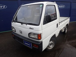 ホンダ アクティトラック 660 SDX 三方開 4WD 5速マニュアル ワンオーナー