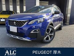 プジョー 3008 GTライン ブルーHDi 新車保証 CarPlay