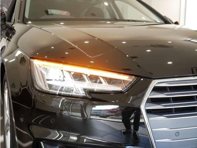 マトリクスLEDヘッドライトパッケージ ¥100,000 メーカーオプション価格