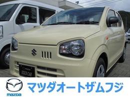 スズキ アルト 660 L スズキ セーフティ サポート装着車 車両状態評価書付