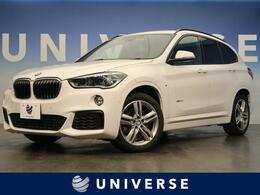 BMW X1 xドライブ 20i Mスポーツ 4WD インテリジェントセーフティ LEDヘッド
