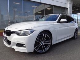 BMW 3シリーズツーリング 320d Mスポーツ エディション シャドー 18AW黒革ACC社外DTV禁煙1オナ認定中古車