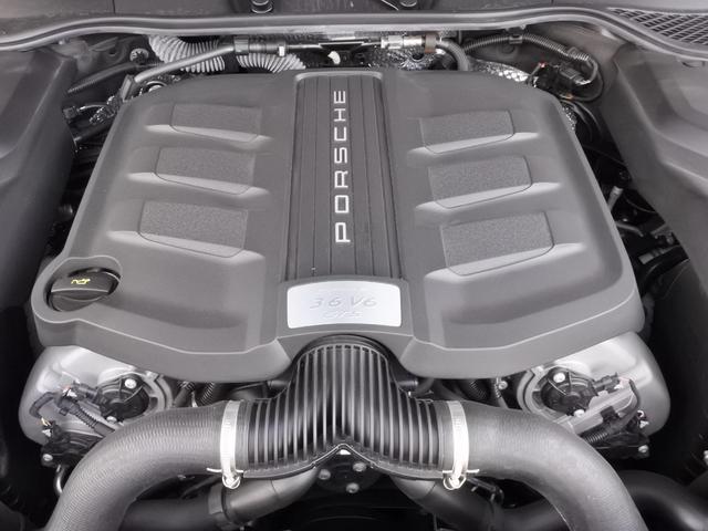 3.0リッターV6ツインターボエンジン
