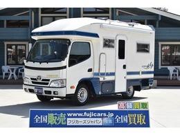トヨタ カムロード バンテック ジル480スキップ 家庭用エアコン 1500Wインバーター ナビ